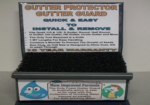 Foam Gutter Protector
