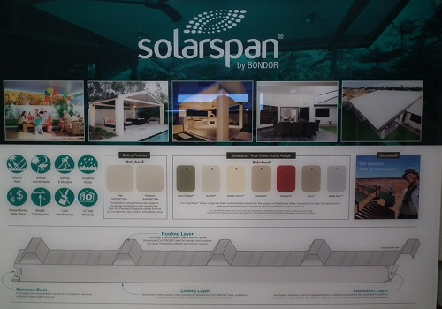 Solaspan Insulated Roofing