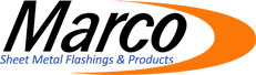 Marco Roofing Logo
